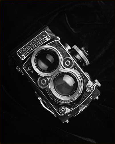 De Rolleiflex 2.8F